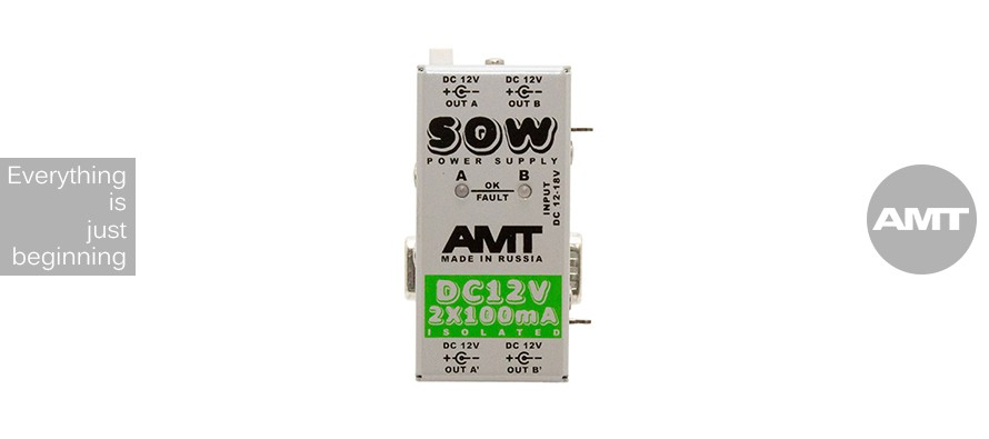 AMT SOW PS-3 DC-12V