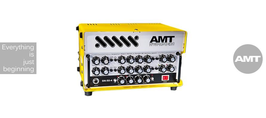 AMT Stonehead 50-4