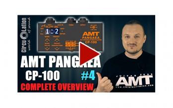 AMT PANGAEA CP-100 + AMT K2 (ENG)