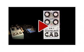 AMT Electronics: CN-1 Chameleon Cab (Cabinet Simulator) (ENG)