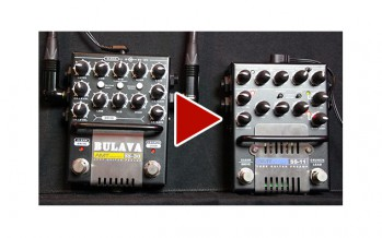 AMT Electronics BULAVA SS-30 and SS-11B : Demo & Review