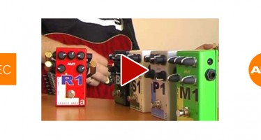 AMT Electronics: R1 preamp – to amp's power amp