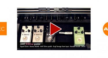 AMT Electronics Drive series – E Drive