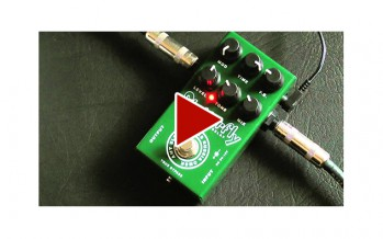 AMT Electronics – SY-1 Stutterfly Delay demo