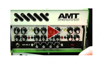 Musikmesse 2012 – AMT Electronics Stonehead