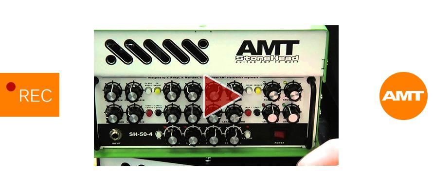Musikmesse 2012 – AMT Electronics Stonehead