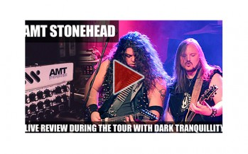 Stonehead SH-50-4 AMT Electronics (Live review during the tour with Dark Tranquillity)
