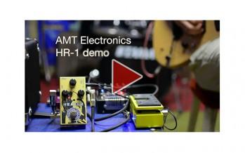 AMT Electronics HR-1 Heater demo