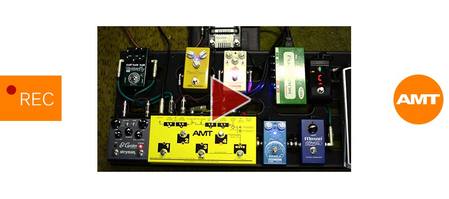AMT Electronics GR-4 – demo (RUS)