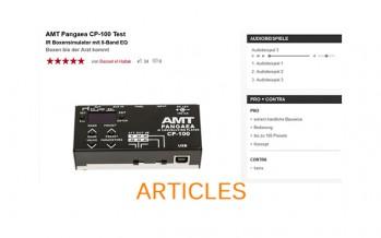 AMT Pangaea CP-100 Test