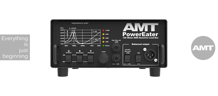AMT Power Eater PE-120 Load Box
