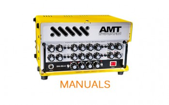 Manuals for AMT Stonehead 50-4 are available