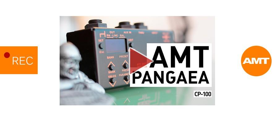 Сергей Табачников: AMT PANGAEA CP-100 (IR Cabinet Simulator)