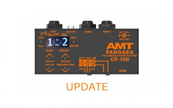 Pangaea CP-100 firmware V2.5.7 is released