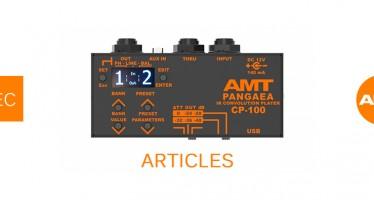 Обзор эмулятора гитарного кабинета AMT PANGAEA CP-100