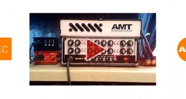 AMT StoneHead Guitar Amp Demo (Not Metal)