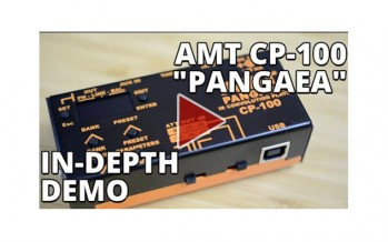 "AMT ""Pangaea"" CP-100 In-Depth Demo"