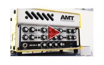 AMT: StoneHead 50W SS Guitar Amp Head