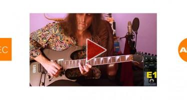 AMT E1 Guitar Solos Showcase Compilation