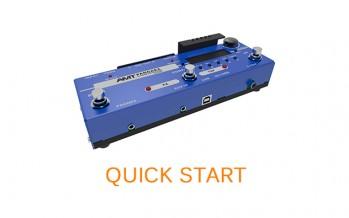 Quick Start for Pangaea CP-100FX / Квикстарт для Pangaea CP-100FX