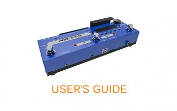 Pangaea CP-100FX User's Guide (ENG) / Руководство для Pangaea CP-100FX