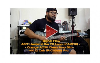 AMT Heater HR-1 Demo