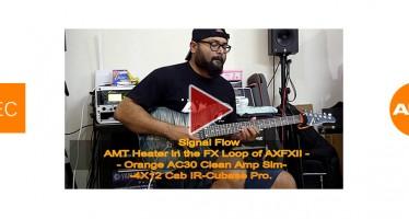 AMT Heater HR-1 Demo