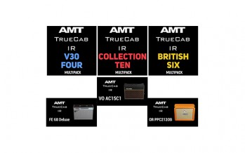 AMT TrueCab IR library just expanded