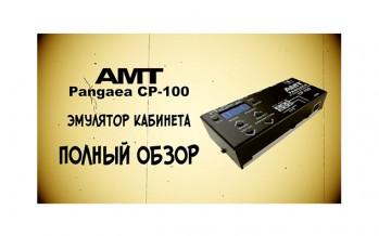AMT Pangaea CP100 полный обзор от Max Solo Music