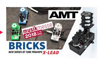 AMT Bricks at Musikmesse 2018