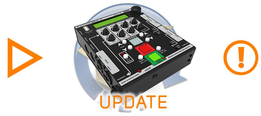 EgoGig EG-4 firmware Ver.1.2_4 is released