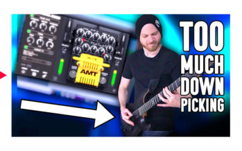 Too Much Down Picking – Thrash It Up! | Pete Cottrell