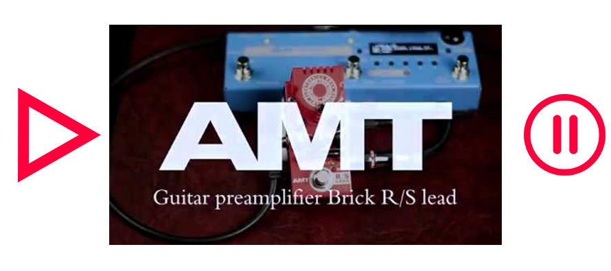 Review of AMT Brick R/S lead. No talks, only sound