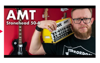 AMT Stonehead 50-4 – Metal