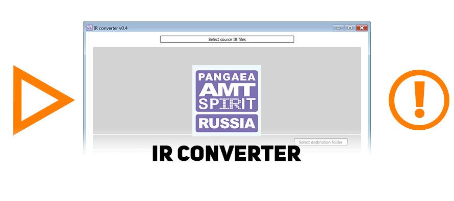 "New version of Win&MAC application ""IR Converter"" is released"