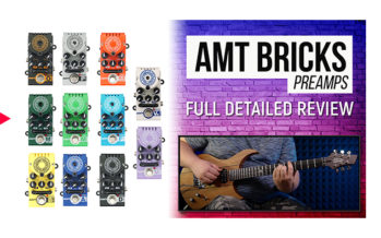 AMT BRICKS preamps – FULL detailed review (ENG)