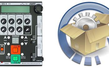 Firmware for AMT EgoGig EG-4