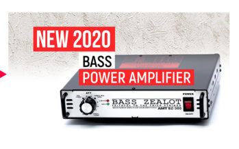 AMT Bass ZEALOT BZ-300 (brief overview)