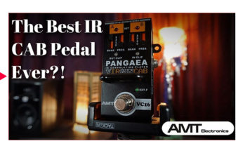 AMT Pangea VirginCab – IR Loader / Impulse Pedal Review