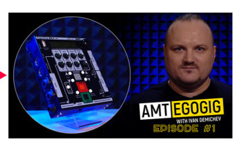 AMT EgoGig EG-4: the history of creating | Episode #01
